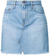 Nobody Denim Piper Skirt Favourite