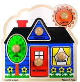 Carter's Melissa & Doug First Shapes Jumbo Knob Puzzle