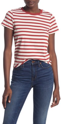 Madewell Vintage Striped Crew T-Shirt (Regular & Plus Size)