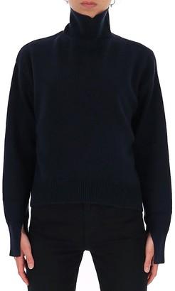 Max Mara 'S Turtleneck Knitted Sweatshirt