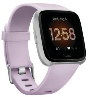 Fitbit Versa Lite Lilac Strap Smart Watch 39mm