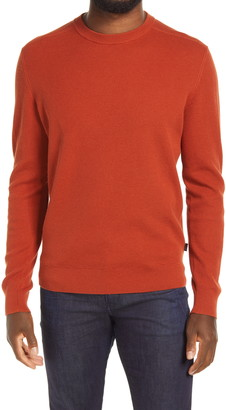 HUGO BOSS Merillo Slim Fit Crewneck Sweater