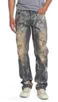 PRPS Men's Barracuda Straight Leg Jeans