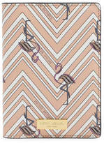 Henri Bendel West 57th Printed Passport Cover