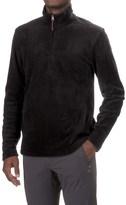 Woolrich Andes Fleece Shirt - Zip Neck, Long Sleeve (For Men)