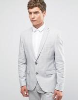 Selected Linen Blazer