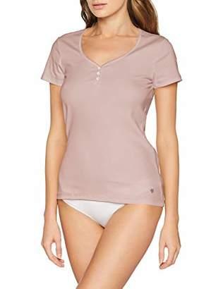Marc O'Polo Body & Beach Women's W-Shirt Vest,40 (Size: L)