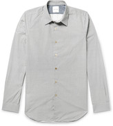 Paul Smith Paisley-Print Cotton-Poplin Shirt