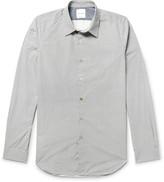 Paul Smith Paisley-Print Cotton-Poplin Shirt