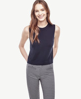 Ann Taylor Home Sweaters Cropped Shell Cropped Shell