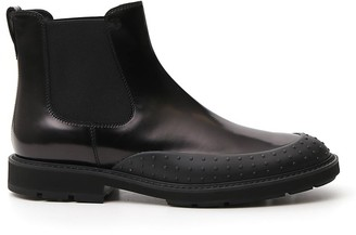 Tod's Gommino Chelsea Ankle Boots