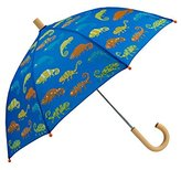 Hatley Little Boys Crazy Chameleons Umbrella