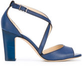 Jimmy Choo Carrie 85 sandals - women - Leather - 39