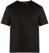 Calvin Klein Collection Patras mesh-panelled T-shirt