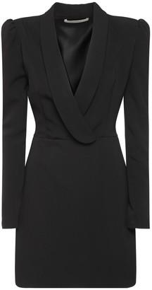 Philosophy di Lorenzo Serafini Stretch Crepe Blazer Mini Dress