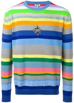Kenzo Nasa striped jumper