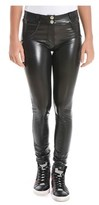 Freddy Women's Black Other Materials Pants.