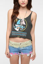 Obey Propaganda Beach Crop Tank Top