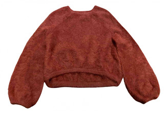 Tom Ford Burgundy Wool Knitwear