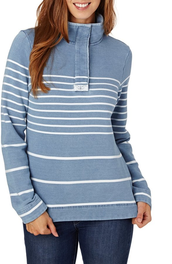 Joules Cowdray Salt Sweatshirt
