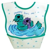 Dex Baby Waterproof Dura Bib - Small (Mommy Loves Me)
