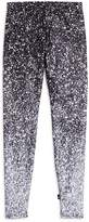 Terez Girls' Ombre Glitter-Print Leggings