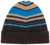 Drumohr striped knit hat