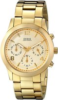 GUESS GUESS? Women's U13578L1 Tone Stainles-Steel Quartz Watch