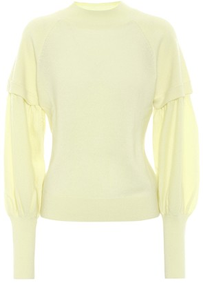 Jonathan Simkhai Mackenzie cashmere sweater