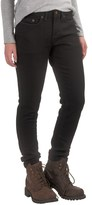 Dickies Curvy Skinny Jeans - Mid Rise (For Women)
