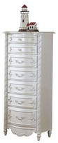 ACME Furniture Pearl Kids 7-Drawer Chest - Pearl White - Acme