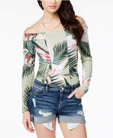 GUESS Off-The-Shoulder Bodysuit