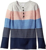 Splendid Littles Yarn-Dye Stripe Sweater Knit Top (Little Kids/Big Kids)