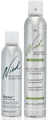Nick Chavez Volume and Treat Hairspray 2-Piece Set