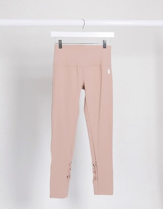 FREE PEOPLE MOVEMENT revelation leggings in pink