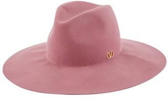 Valentino Large Logo Hat