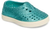 Native Toddler Girl's Miller Sparkly Perforated Slip-On