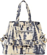 Jerome Dreyfuss Billy M bag in Tie & Dye lambskin