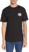 Vans Men's Oval All Logo Graphic T-Shirt