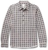Visvim - Checked Cotton-flannel Shirt