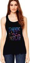 Awcloth Panic At The Disco Galaxy Women Tank top , Gym Tank top - L SB