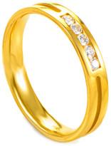 Hearts On Fire 18K 0.18 Ct. Tw. Diamond Ring