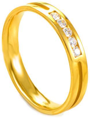 Hearts On Fire 18K 0.18 Ct. Tw. Diamond Ring