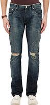 Earnest Sewn Men's Selvedge Bryant Jeans-BLUE, NAVY