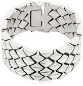 KD2024 M3n Sterling Silver Bracelet