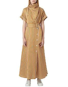 Camilla And Marc C & M C & M Zion Stripe Dress