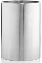 Hotel Collection CLOSEOUT! Hotel Modern Brushed Stainless Steel Trash Can
