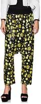 Marc Jacobs Women's Floral Sequined Harem Pants