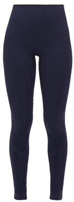LNDR Eight Eight High-rise Compression Leggings - Womens - Navy
