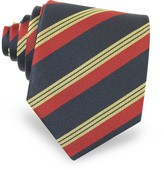 Forzieri Regimental Silk Tie